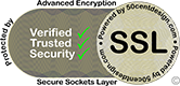 Verified Trusted Security SSL Banner